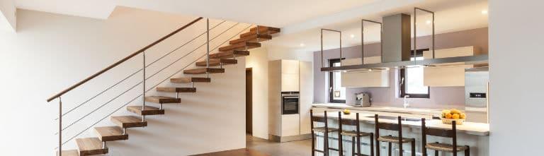 horizontale balustrade